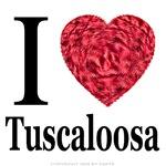 I Love Tuscaloosa
