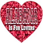 Alabama Is For Lovers Style 3