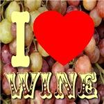 I (Heart) Wine