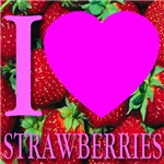 I (Heart) Strawberries