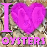 I (Heart) Oysters