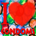 I (Heart) Condoms