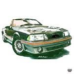 Mustang 87-93 RWB5spd