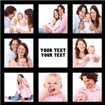 Customized Family Photos and text