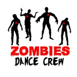 Zombies dance crew