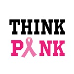 Think pink for breast cancer