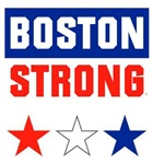 Boston Strong Red White & Blue Obama Boston NY Phi
