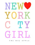 New York City Girl Ny The Big Apple New York
