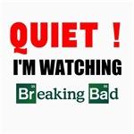 Quiet Im Watching Breaking Bad