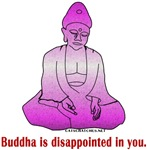 Buddha is disappointed 2