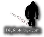 Trekking Bigfoot w/Dark Title