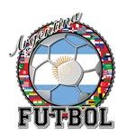 Argentina Flag World Cup Futbol World Flags
