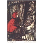 Rackham's Red Riding Hood