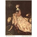 Rackham's Lady and Lion