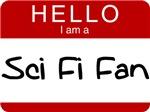 I am a Sci Fi Fan