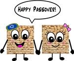 Happy Passover Matzot