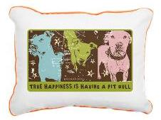 Pit Bull Pillows