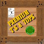 Premium T's & Tops