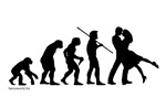 Evolution of Dancing
