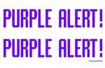 Purple Alert!