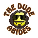 Dude Abides Smiley