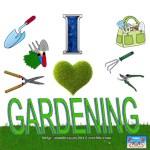I Love Gardening Section