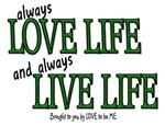 LOVE LIFE - LIVE LIFE