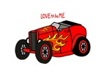 HOT ROD - LOVE TO BE ME