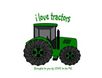 TRACTOR - LOVE TO BE ME