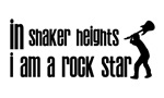In Shaker Heights I am a Rock Star