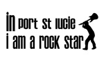 In Port ST. Lucie I am a Rock Star