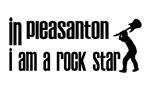 In Pleasanton I am a Rock Star