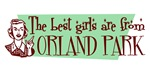 Best Girls are from Orland Park