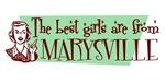 Best Girls are from Marysville