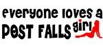 Everyone loves a Post Falls Girl