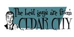 Best guys are from Cedar City