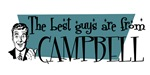 Best guys are from Campbell