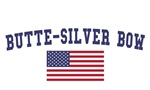 Butte-Silver Bow US Flag