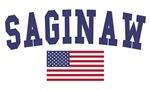Saginaw US Flag