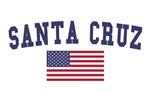 Santa Cruz US Flag