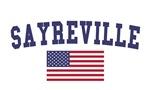Sayreville US Flag
