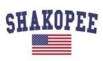 Shakopee US Flag