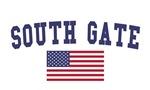South Gate US Flag