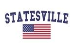 Statesville US Flag