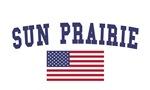 Sun Prairie US Flag