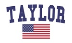 Taylor US Flag