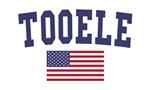 Tooele US Flag