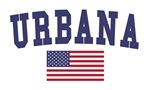 Urbana US Flag