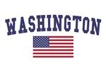 Washington US Flag