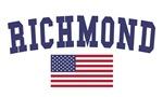 Richmond US Flag